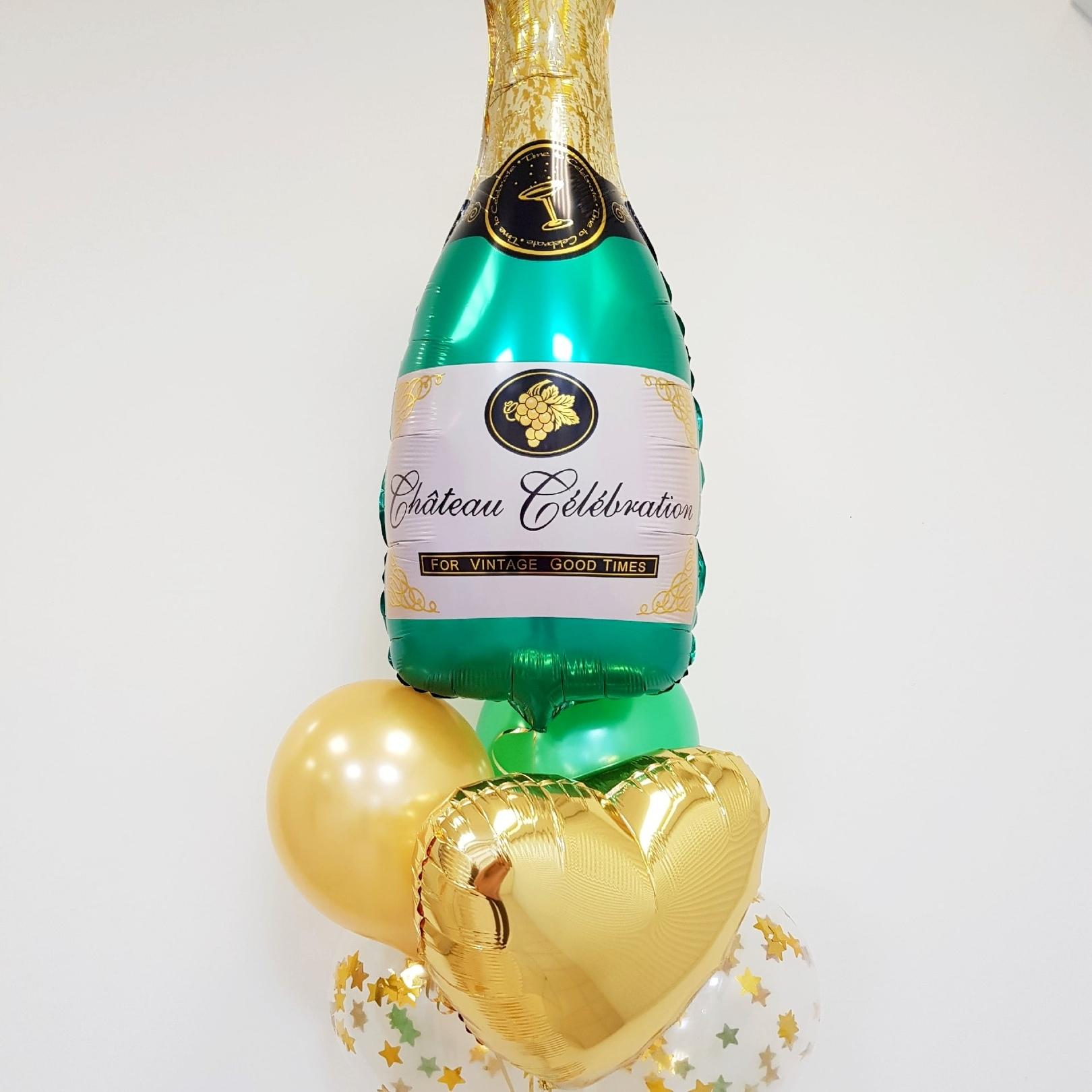 Фонтан с шампанским