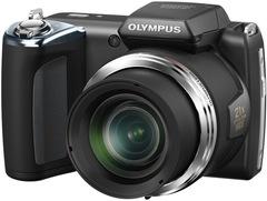 Фотоаппарат цифровой Olympus SP-620 черный