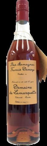 Francis Darroze Bas-Armagnac Vintage
