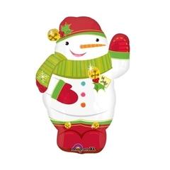 А Снеговик забавный S 50, 14