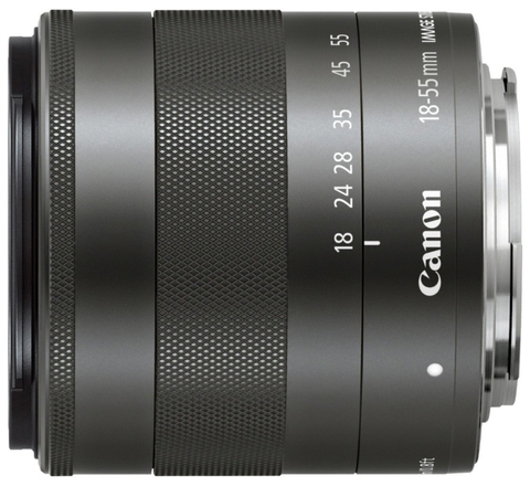 Объектив Canon EF-M 18-55mm f/3.5-5.6 IS STM для беззеркальных камер Canon