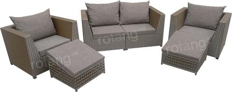 "Кресло ""Ибица"" с подушками"