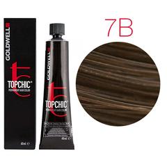 Goldwell Topchic 7B (Сафари) - Cтойкая крем краска