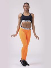 Топ NEBBIA Power Your Hero iconic sports bra 535 BLACK