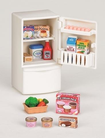 Холодильник Sylvanian families 3566 (5021)