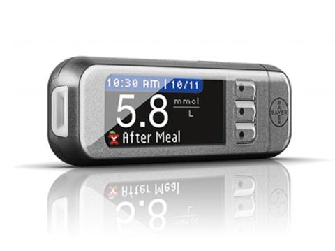 Глюкометр - пульт для помпы 640G Контур Плюс Линк Contour Plus link