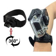 Крепление на руку для экшн-камер (поворотное)
