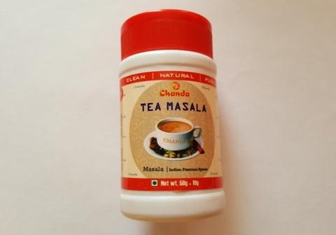 Масала для чая, 60 г Chanda (Индия)