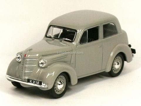 KIM-10-50 gray 1:43 DeAgostini Auto Legends USSR #51