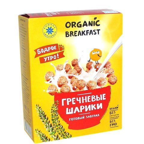 Шарики гречневые, 100 гр. (Компас Здоровья)