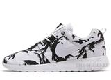 Кроссовки Мужские Nike Roshe Run White Palms