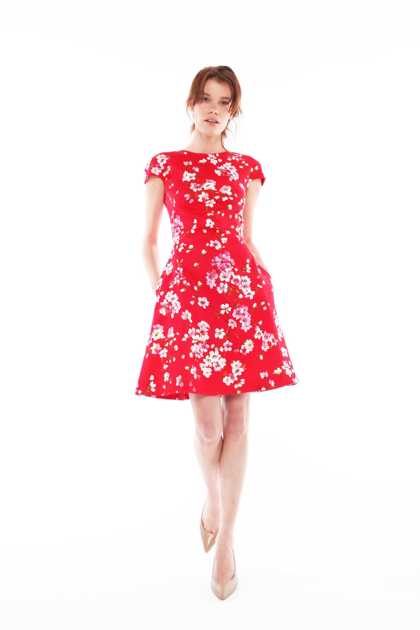 Платье PRINCESS RED