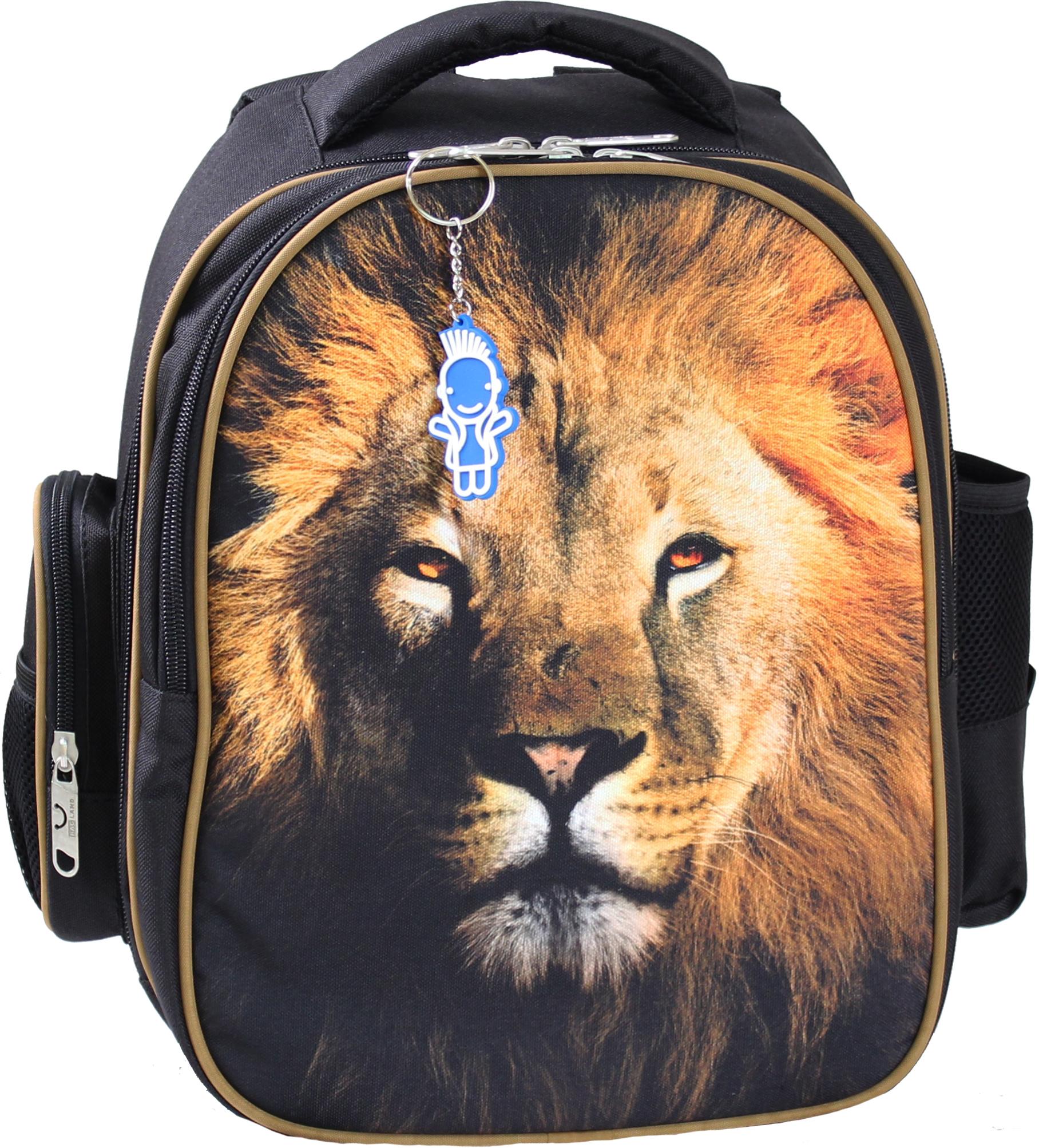 Школьные рюкзаки Рюкзак Bagland Pupil 14 л. черный 192 К (0012566) IMG_0161.JPG