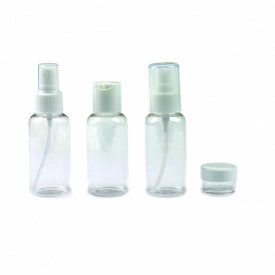 Бутылочки пустые для путешествий Nascita 0004