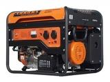 Генератор бензиновый Aurora AGE-6500 D - фотография