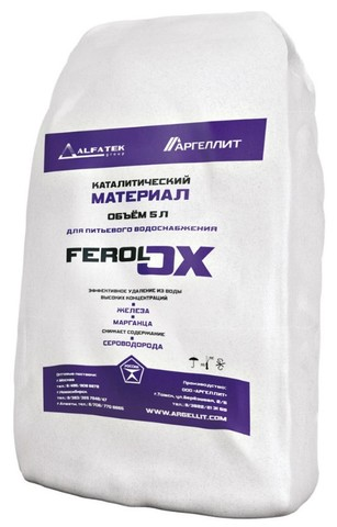 Загрузка каталитический материал Ferolox (5 л, 8 кг)