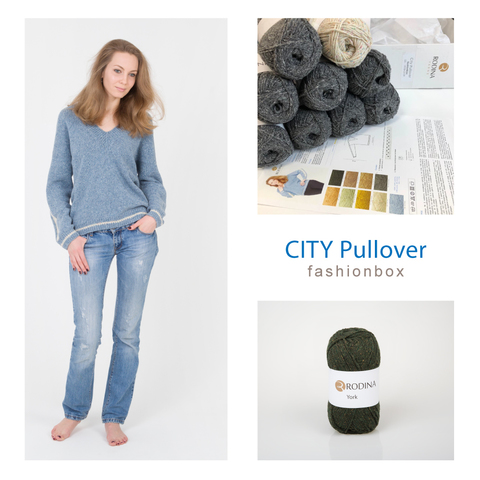 CITY Pullover Fashionbox