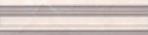 Бордюр багет Баккара беж темный BLB023 200х50