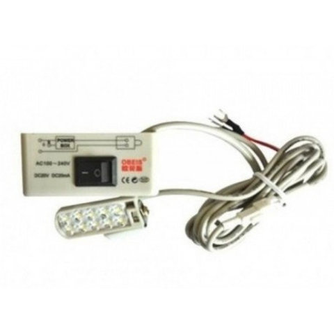Светильник магнитный для промышленной швейной машины OBS-610 MS | Soliy.com.ua