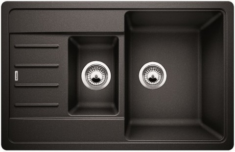 Кухонная мойка Blanco LEGRA 6S Compact, антрацит