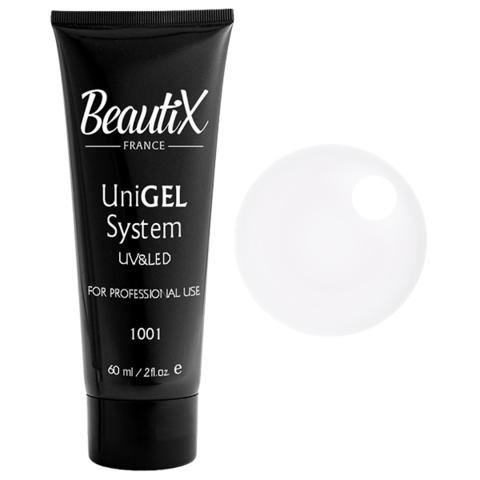 Beautix UniGel System моделирующий гель 1001, 60 мл