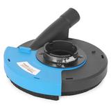 Защитный кожух MESSER для УШМ для шлифовки (тип А7). Диаметр шлифовальной чашки 180 мм.