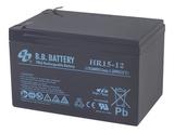 Аккумулятор для ИБП B.B.Bаttery HR15-12  (12V 15Ah / 12В 15Ач) - фотография