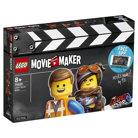 LEGO Movie: Набор кинорежиссёра 70820 — Movie Maker — Лего Муви Фильм