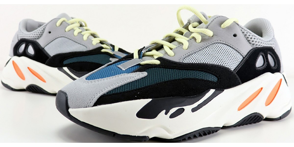 Кроссовки ADIDAS YEEZY 700 WAVE RUNNER 2