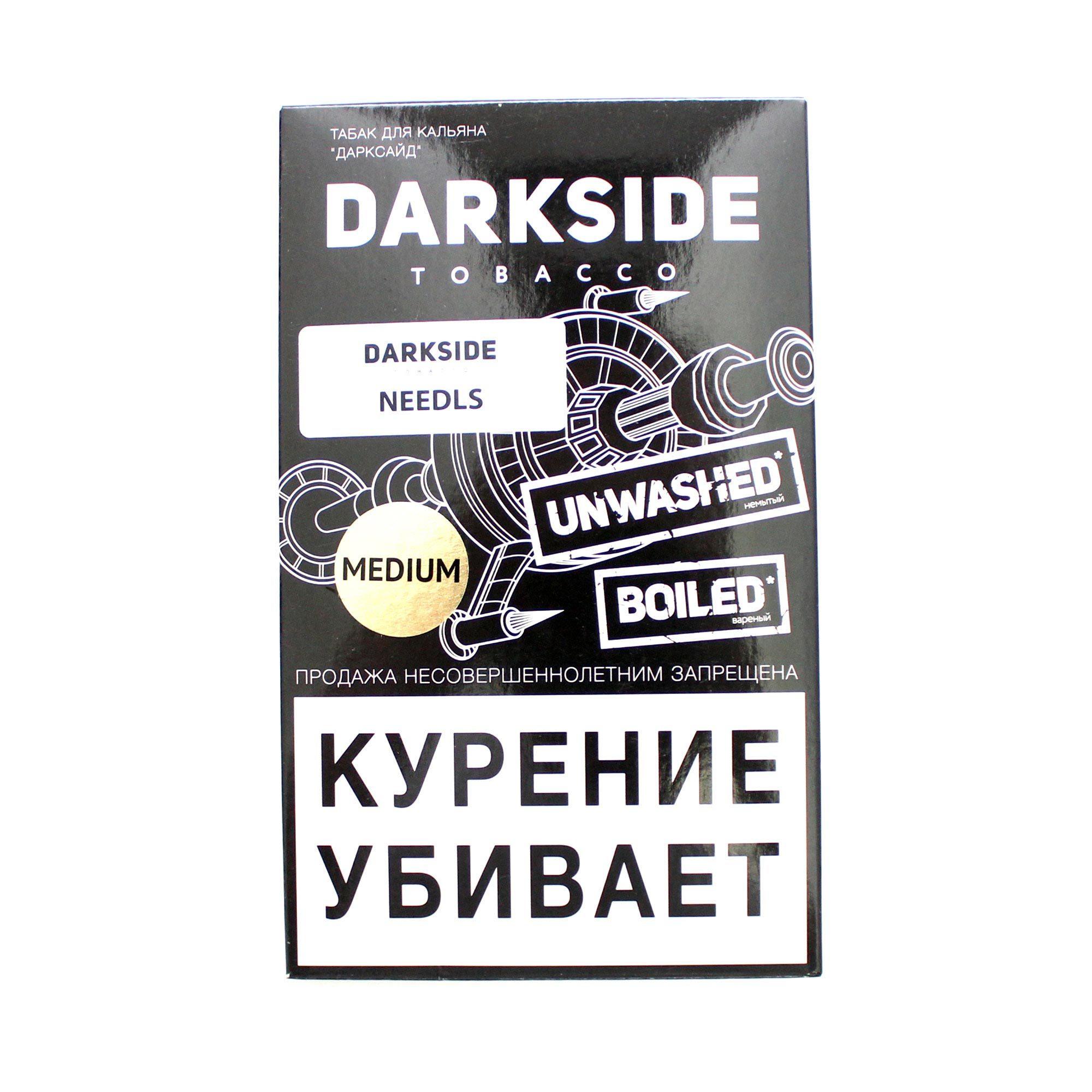 Табак для кальяна Dark Side Medium 100 гр. Needls