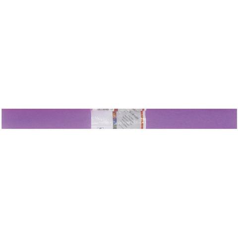 Бумага гофрированная Werola сиреневая 50x250 см