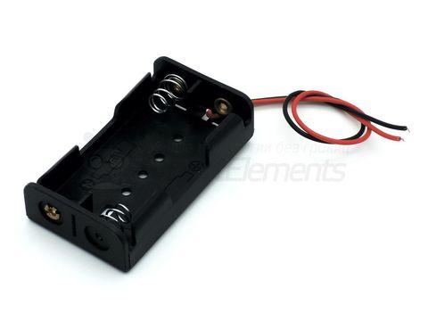 Отсек для батареек 2хАА без штекера