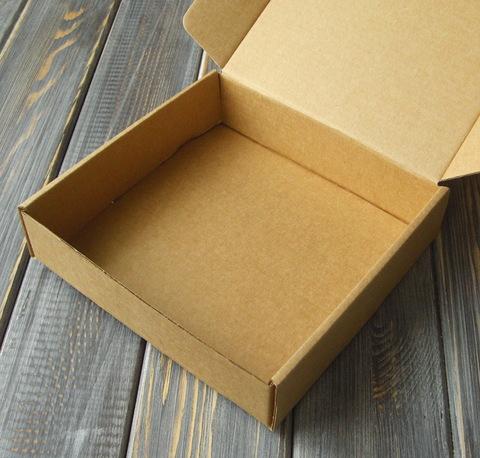 Коробка мгк С УШКАМИ (140*140*35мм)