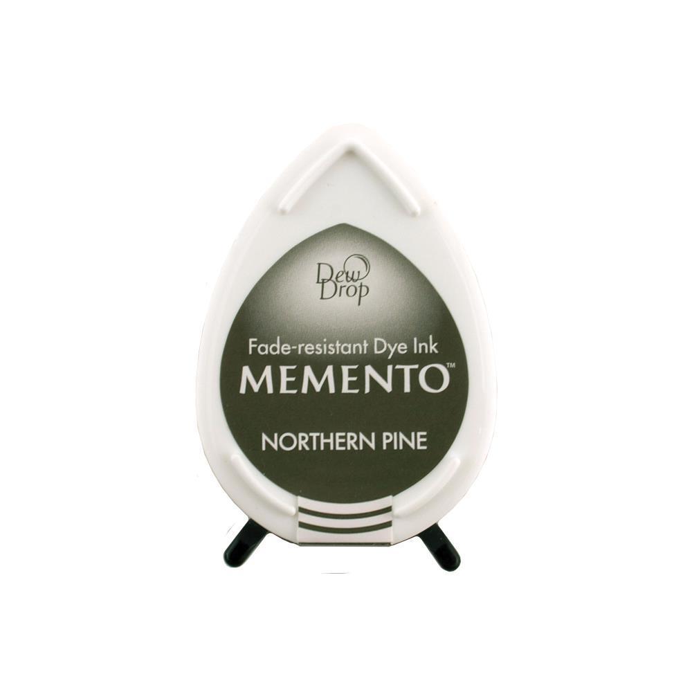 Штемпельная подушечка mini - MEMENTO - Northern Pine