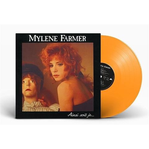 Mylene Farmer / Ainsi Soit Je… (Coloured Vinyl)(LP)