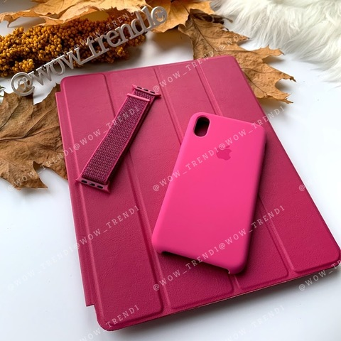 Чехол Smart Case iPad mini 2/3 /raspberry/