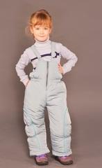 Зимний комбинезон-костюм Princess бирюза