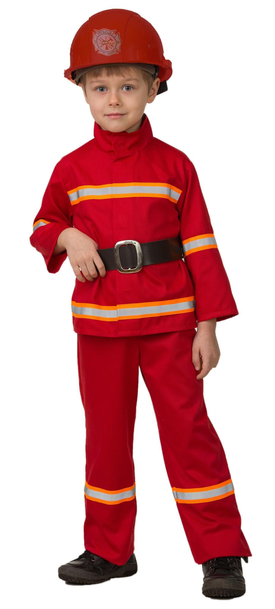 Детский карнавальный костюм Пожарный
