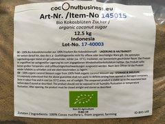 Кокосовый сахар (Евролист) 10 кг