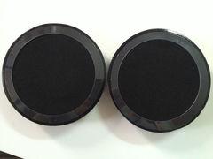 Амбушюры для Steelseries Siberia V1, V2, V3 (Черные)