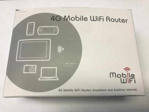 Wifi Роутер модем с сим картой портативный 4G LTE С повер банком 5200ma