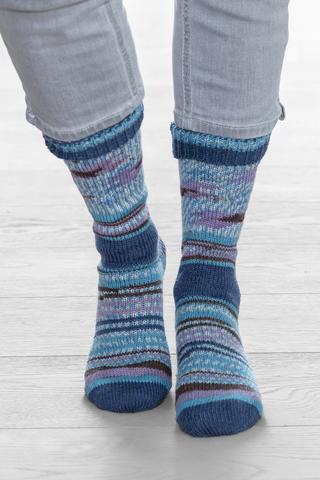 Носочная пряжа Gruendl Hot Socks Simila 401 купить