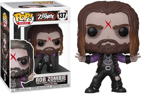 Фигурка Funko Pop! Rocks: Rob Zombie