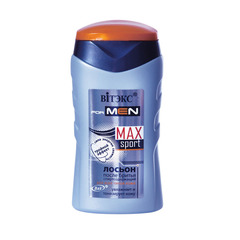 Лосьон после бритья д/всех типов кожи, 150 мл Vitex for Men Max