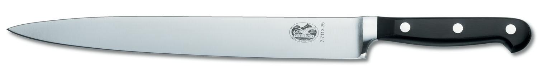 Victorinox 7.7113.25 - нож шеф-повара, лезвие из кованой стали 25 см. - Wenger-Victorinox.Ru