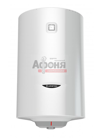 Водонагреватель PRO1 R ABS 50 V SLIM ARISTON (накопит, наст, цилинд форма, узкий)