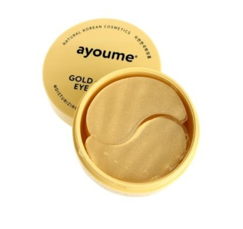 Ayoume Патчи Gold+Snail Eye Patch