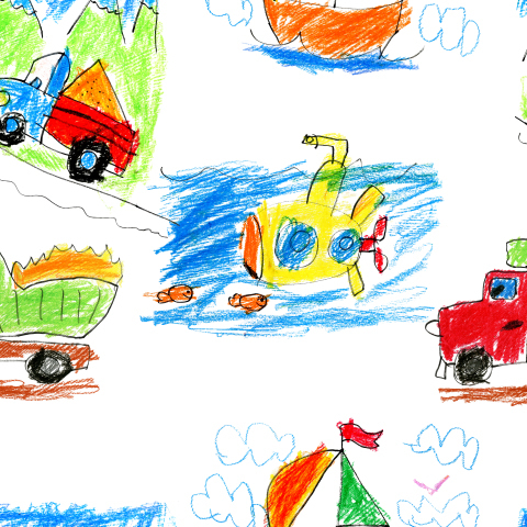 Рисунки мальчишки