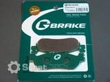 Тормозные колодки G-brake 02043S Yamaha YZF 600 1000 XT 225 250