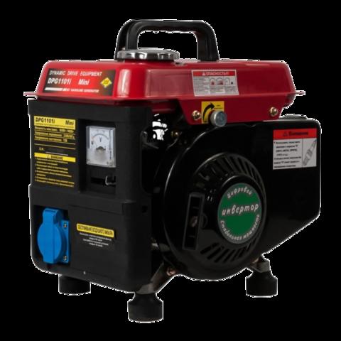 Генератор бензиновый инверторного типа DDE DPG1201i (1ф ном/макс. 1,0/1,1 кВт, 2-х тактн  (DPG1201i), шт